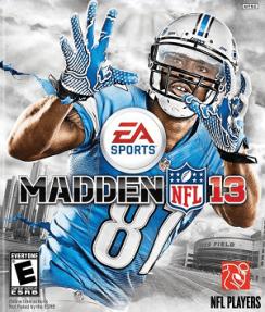 Madden NFL 13 (WiiU)