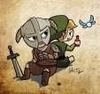 Link & Skyrim