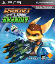 Ratchet & Clank Full Frontal Assault (PS3)