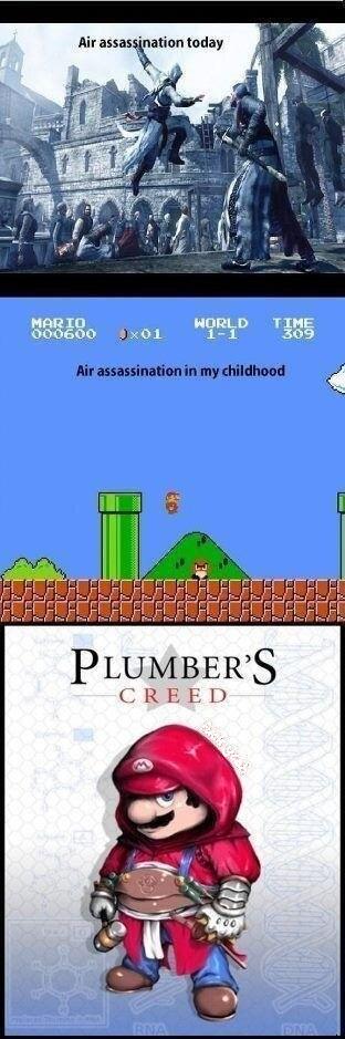 Plumber's Creed