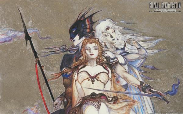 final fantasy final fantasy iv yoshitaka amano 1920x1200 wallpaper_wallpaperswa.com_40