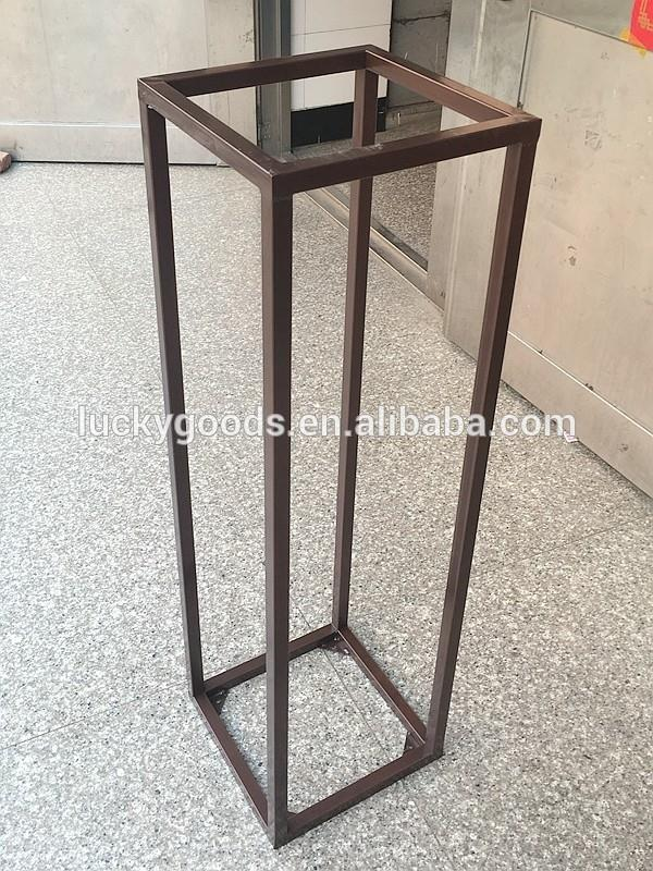chair covers wholesale china one and a half uk square shape metal wedding flower stand decoration manufacturers factory ...