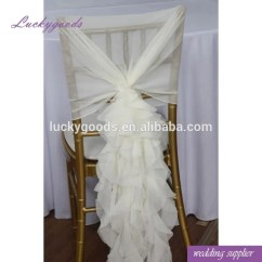 Cream Chair Covers For Weddings Modern Recliner Chairs High Quality White Chiavari Curly Willow Cover Wedding Or Banquet