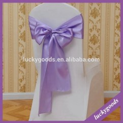 Purple Chair Sashes For Weddings Office Ebay Hot Popular Satin Wholesale Manufacturers And