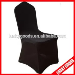 Universal Wedding Chair Covers Sale Lazy Boy Recliner Parts Hot Cheap In Black Color