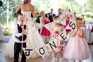 How to Include Kids in Your Wedding