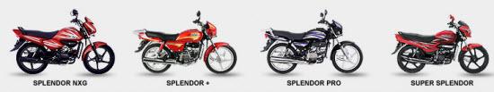 100cc Bikes in India