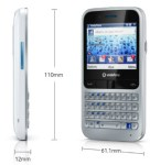 Vodafone 555 Blue: A Facebook Phone