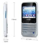 Vodafone 555 Blue: A Facebook Phone