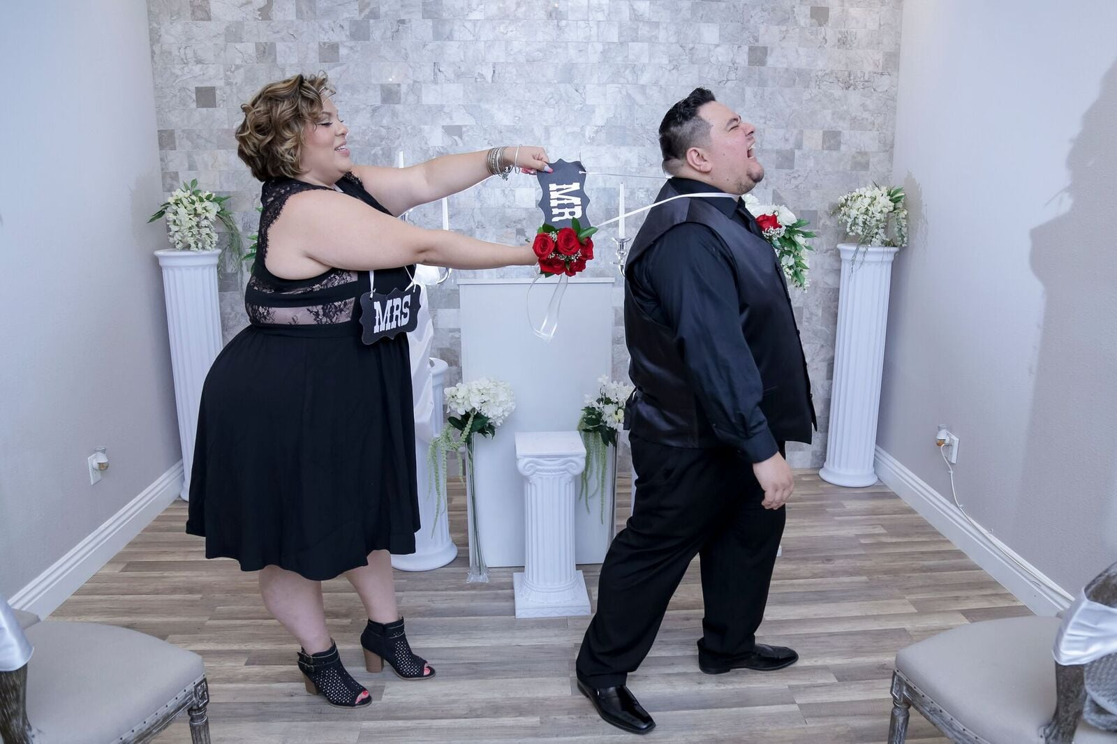 Las Vegas Wedding Picture Gallery  Lucky Little Wedding Chapel
