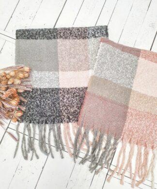 weicher Schal NICE AND SOFT – versch. Farben – SALE