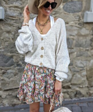 Cardigan SIMPLE LIFE 2.0 – versch. Farben