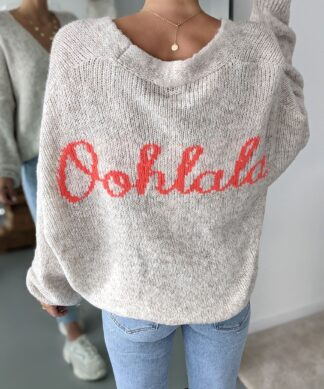 Cardigan OHLALA – versch. Farben