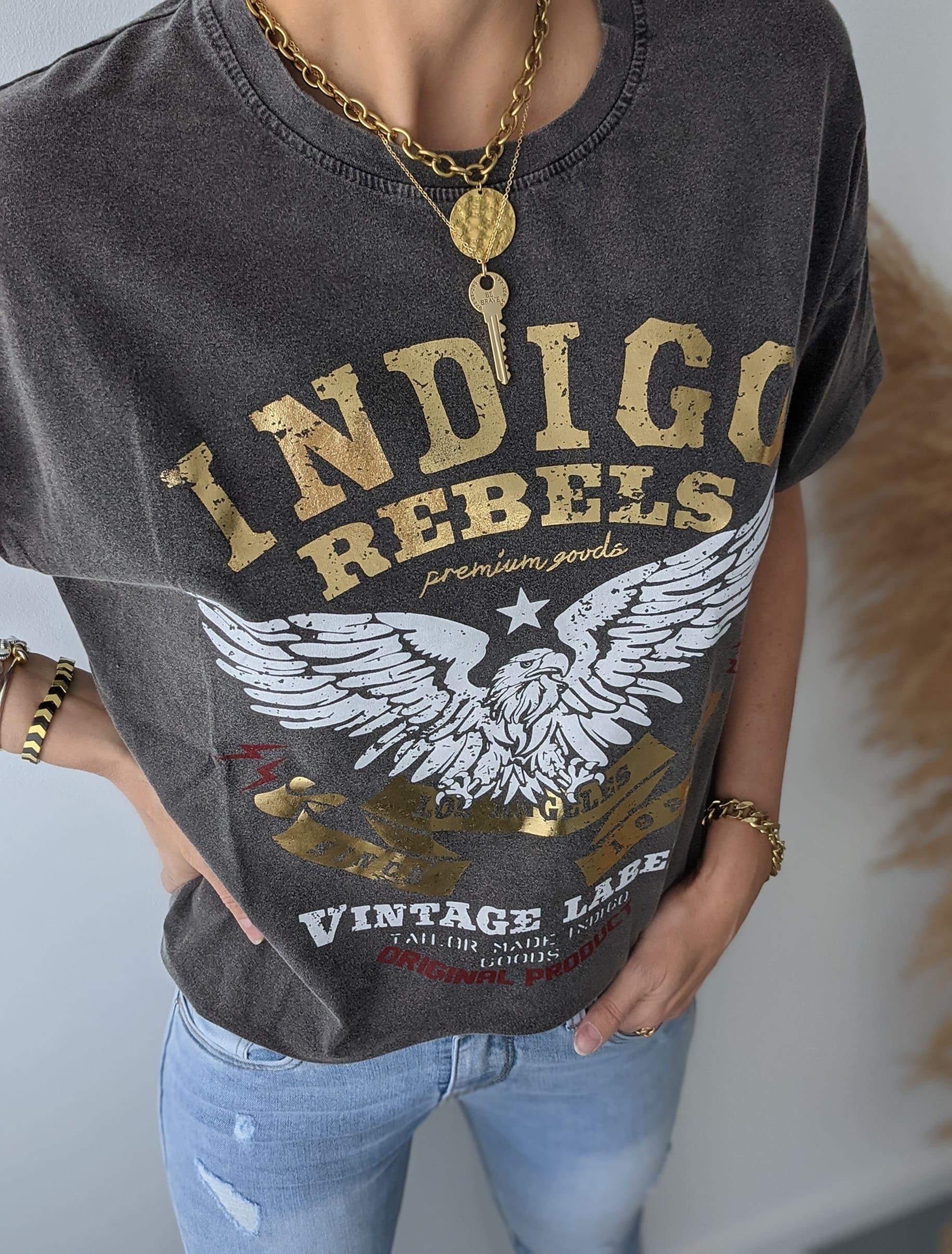 Shirt Indigo – versch. Farben