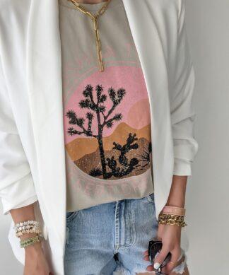 Shirt JOSHUA TREE- versch. Farben