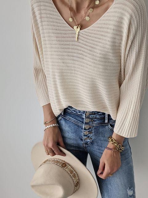 Pullover SUCH A SOFTIE – versch. Farben