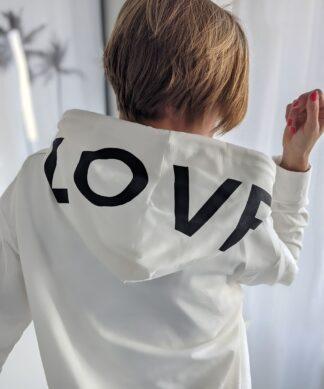 Hoodie LOVE Hood