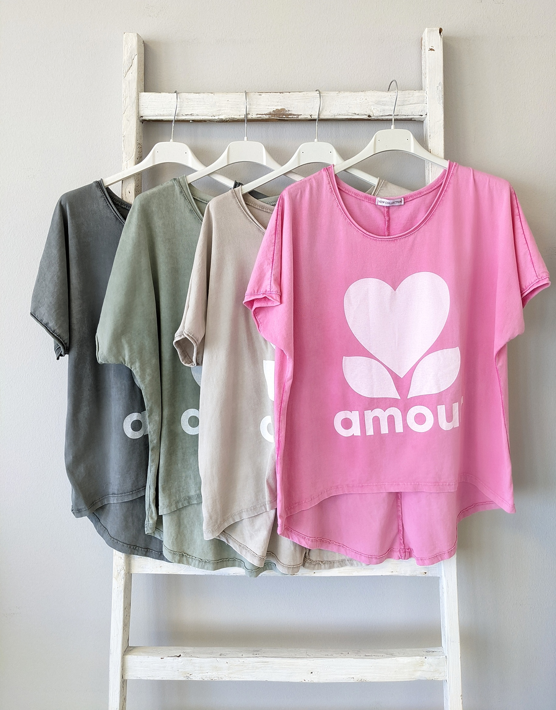 Shirt Amour-washed out