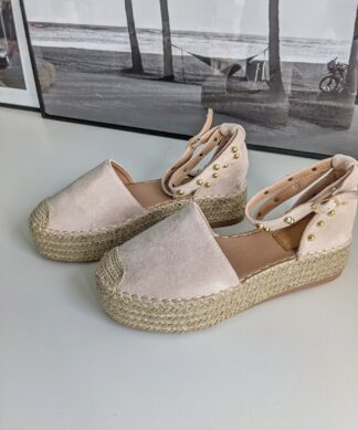 Espadrilles HOT STEPPER – beige