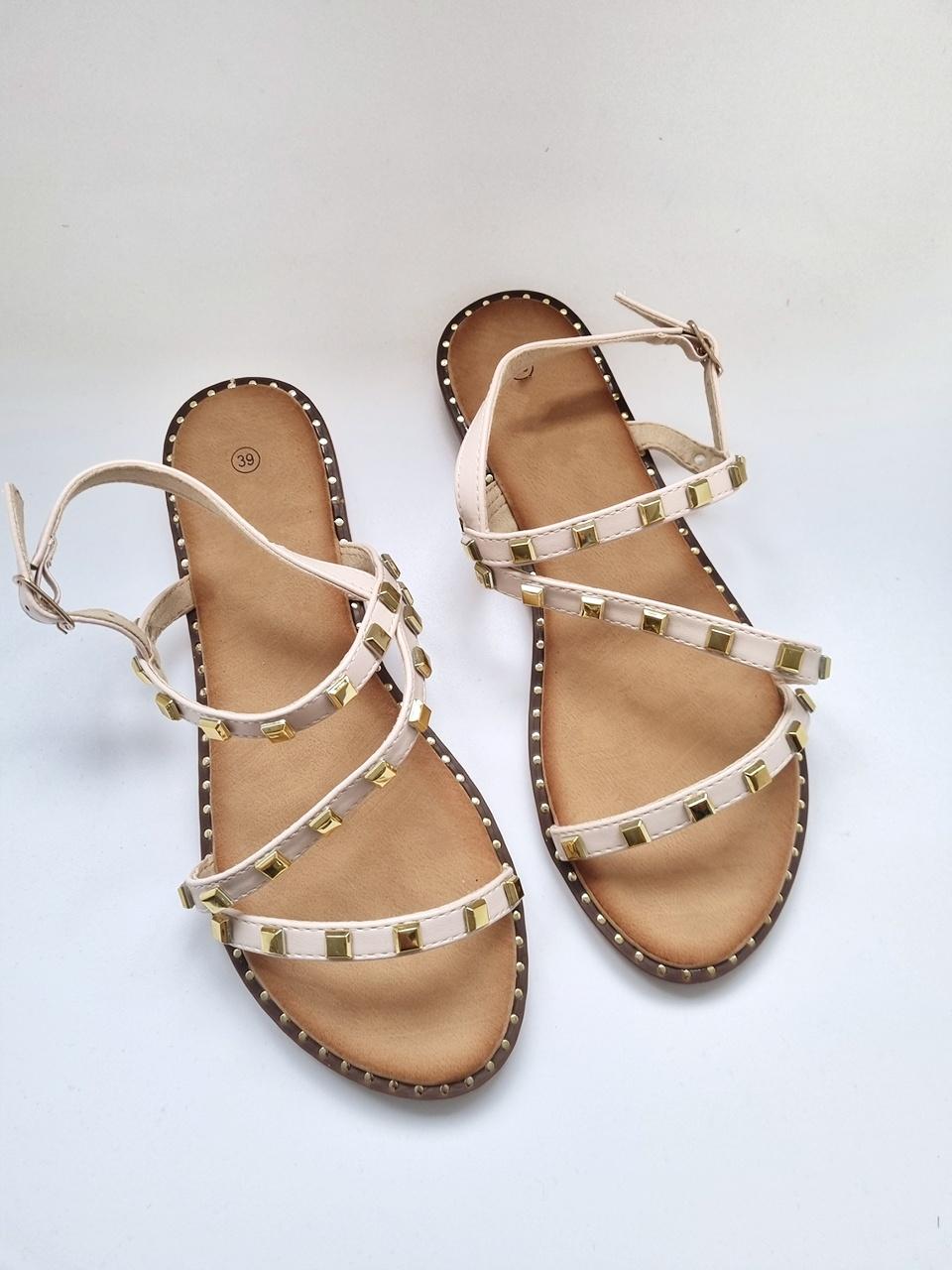 Sandale MIAMI-beige