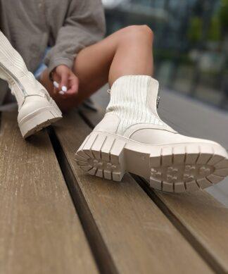 Boots SKYHIGH-beige
