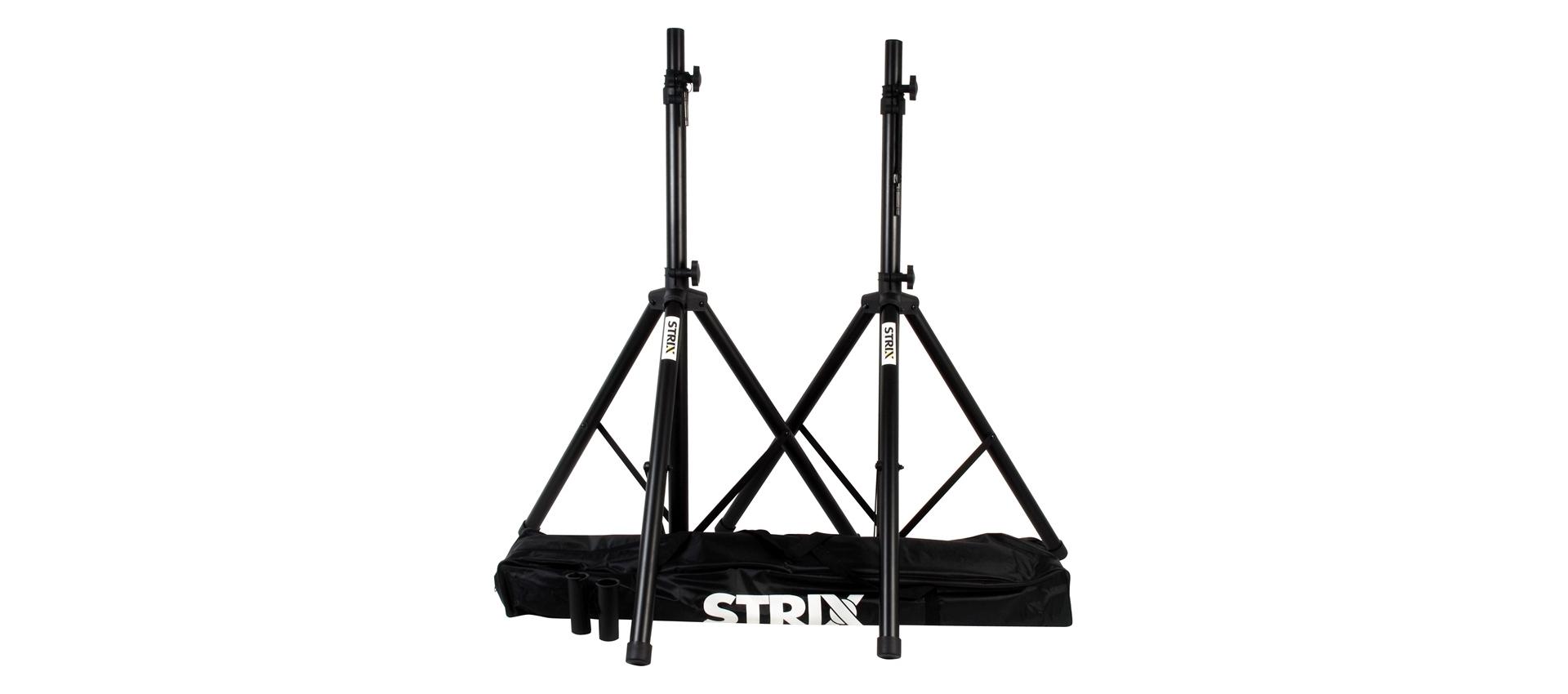 Quik Lok S171pak Speaker Stand Coppia Con Borsa