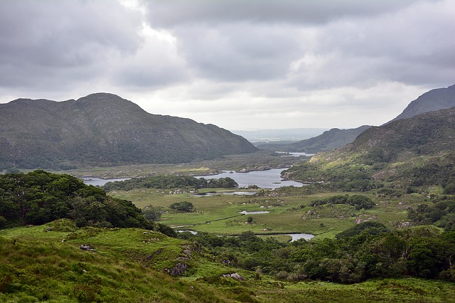 honeymoon in ireland, ring of kerry