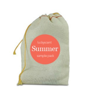 Summer Sample Pack   by  Luckyscent Sample Packs
