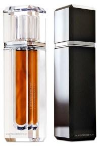 Crystal Column Clear Crystal & Gold Column by Puredistance ...