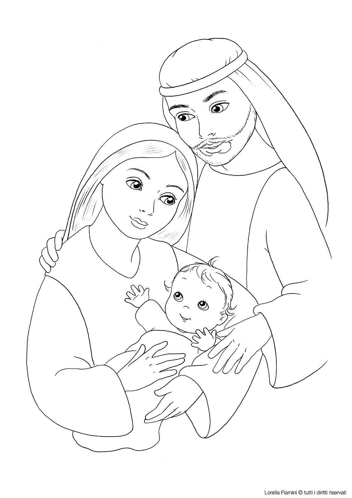 27 Advent Coloring Pages Catholic Download