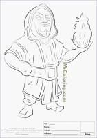 25 Free Clash Of Clans Coloring Pages Gallery   Coloring ...