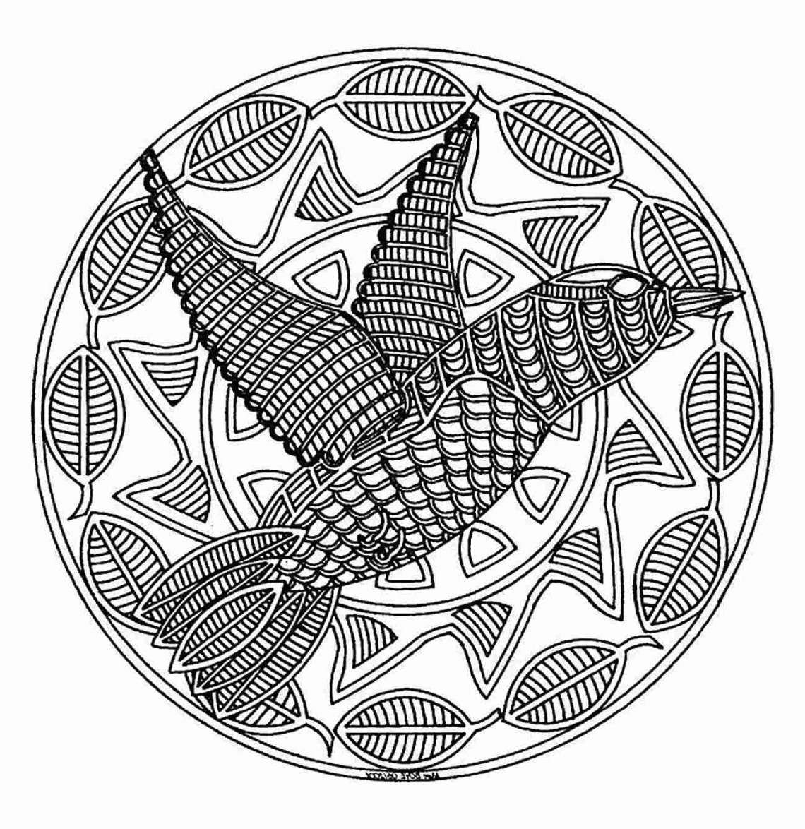 22 Free Mandala Coloring Pages Pdf Collection - Coloring ... | free coloring pages mandalas