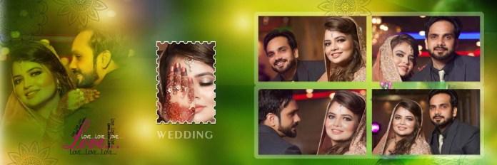 Wedding Album Creative Design PSD Templates Vol-01