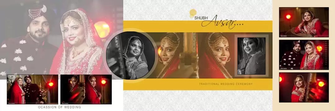 30+ Trends Ideas Indian Wedding Album Cover Design 17x24 ...