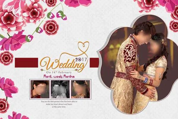 Wedding 12x18 DM Design