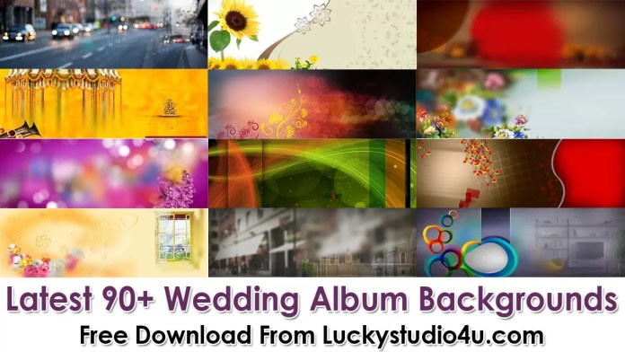 Wedding Album Backgrounds