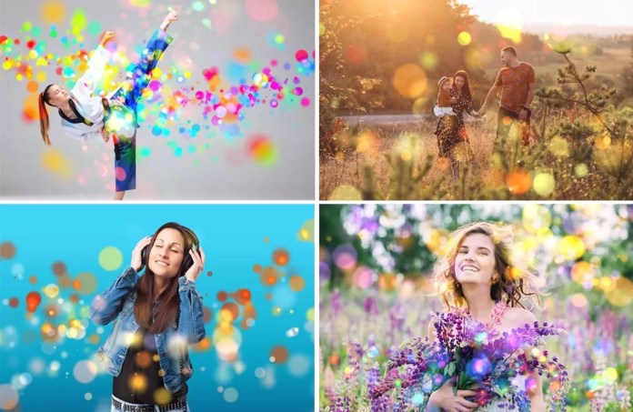 130 Photo Overlays Transparent PNG Mega Bundle