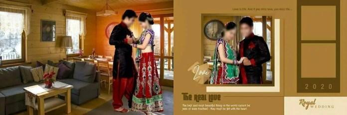 Wedding Album 12x36 DM Design Vol-01