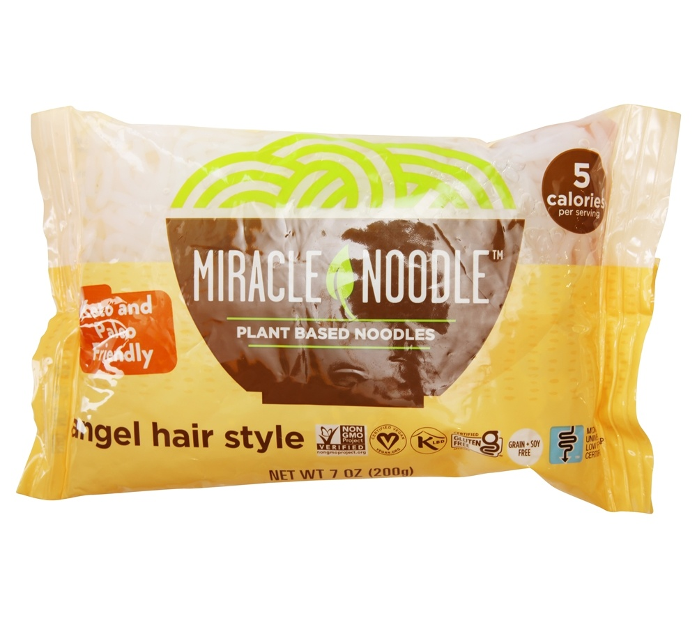 miracle noodle - shirataki