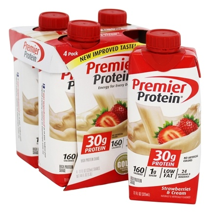 Buy Premier Protein High Protein Shake Strawberries