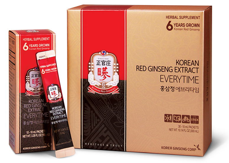 Image Result For How To Use Korean Red Ginseng Extract