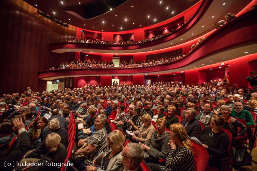 Het Parkstad Limburg Theater trok weer veel volle zalen.