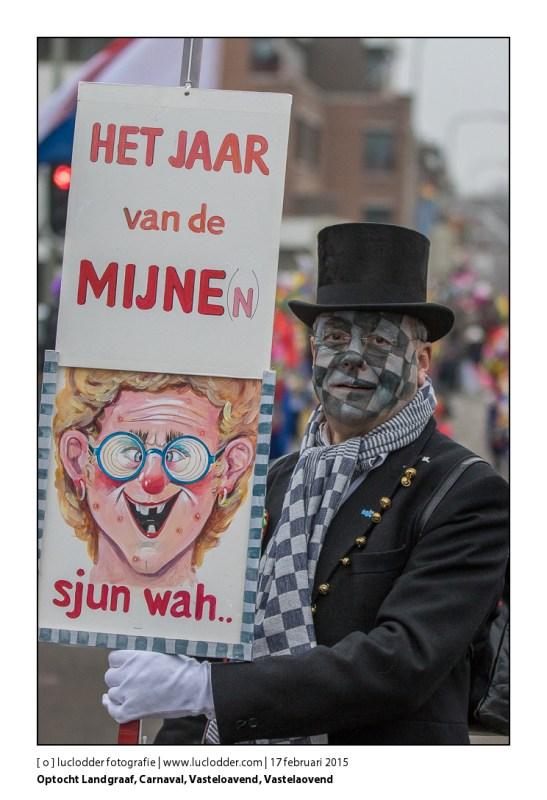 Optocht Landgraaf, Carnaval, Vasteloavend, Vastelaovend