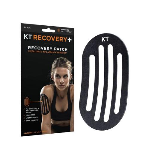 KT Recovery 4 parches para desinflamación