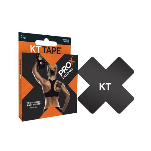 KTTape PRO-X, 15 cintas para dolor focalizado