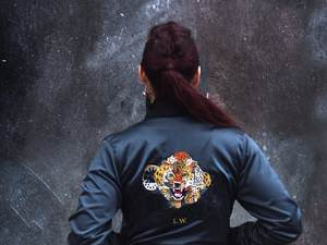JAGUAR Bomber Jacket