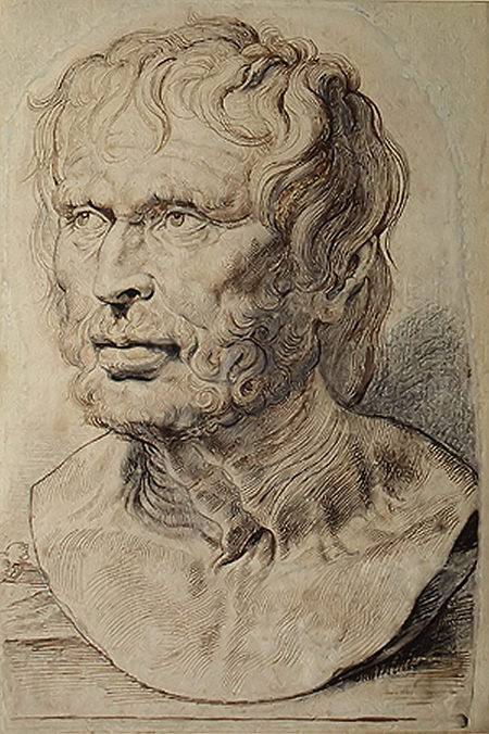 Peter Paul Rubens, Seneca.