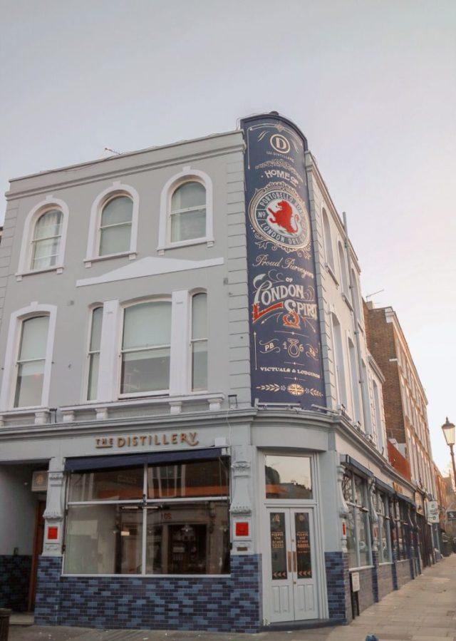 Portobello Road Gin and The Distillery Hotel