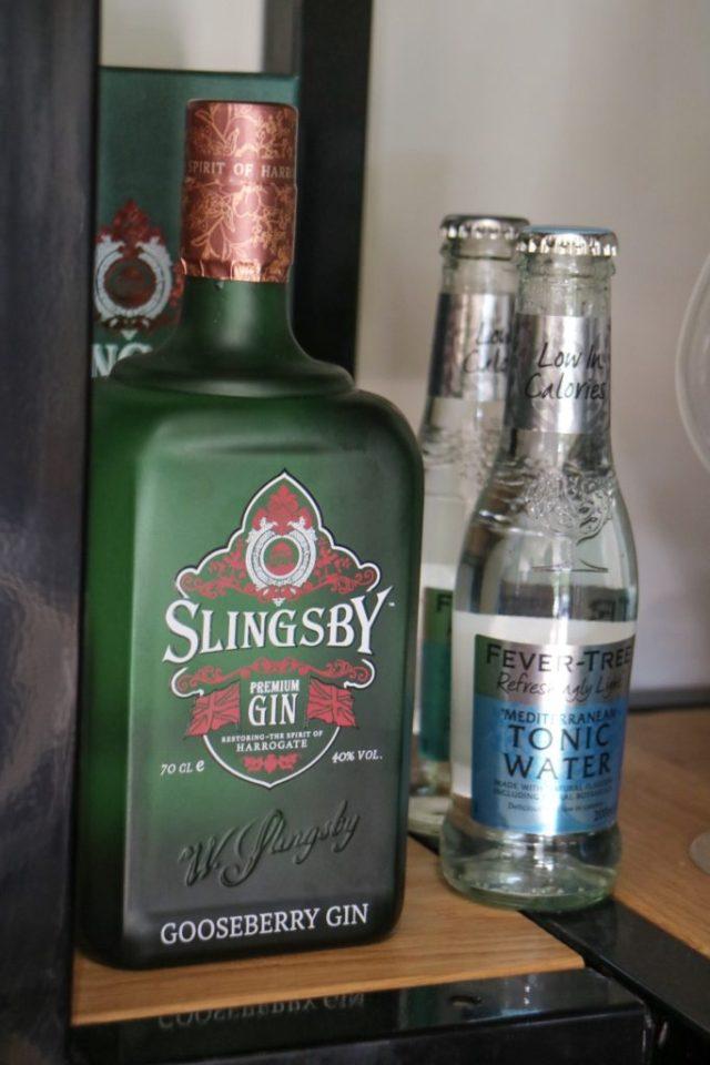 Gooseberry Slingsby Gin