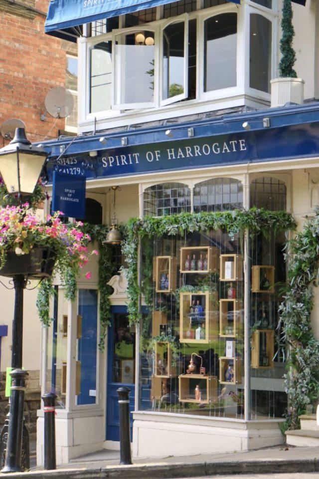 the Spirit of Harrogate